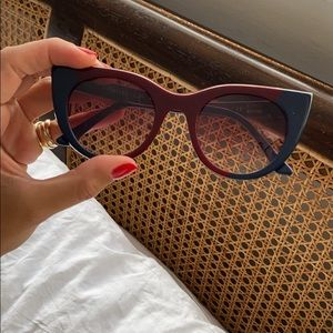 Kyme Cat Eye Sunglasses